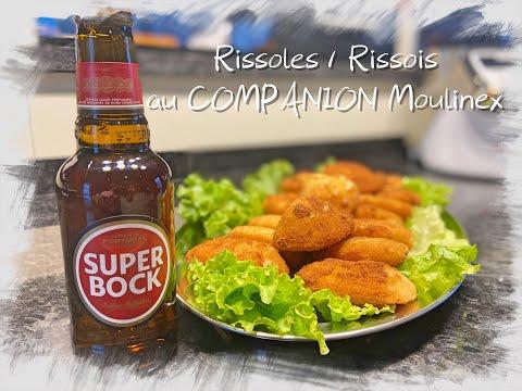 préparation-de-rissoles-(rissois)-au-companion-moulinex---à-la-viande-#rissois-#companion-#portugal