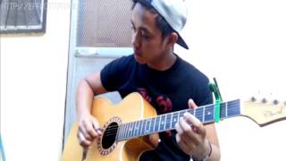 Miley Cyrus - When I Look At You(Guitar Fingerstyle)