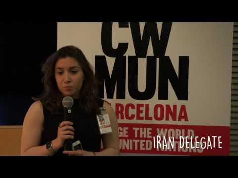 CWMUN BARCELONA 2017