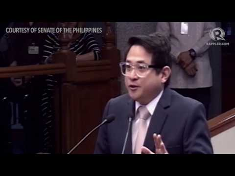 LP senators join minority after Senate strips them of powers