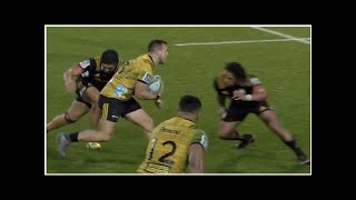 """Quirk cops 2-week ban for rugby """"love tap"""""""