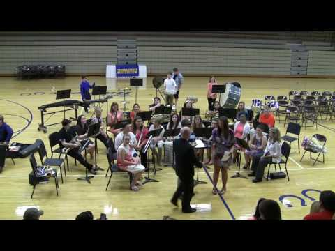 Trimble County Middle School Band Spring Concert
