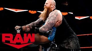 Erick Rowan lays waste to No Way Jose and his conga line: Raw, Dec. 2, 2019