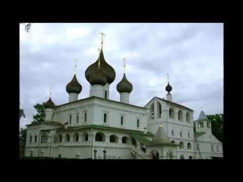 МОНАСТЫРИ РОССИИ. Воскресенский мужской монастырь г. Углича.