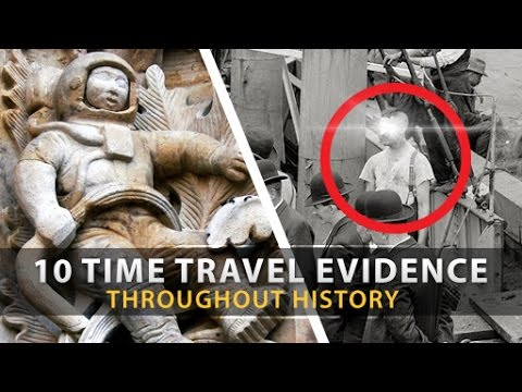 Thumbnail: 10 Possible EVIDENCE OF TIME TRAVEL Throughout History