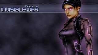 Deus Ex Invisible War Full Movie All Cutscenes Cinematic