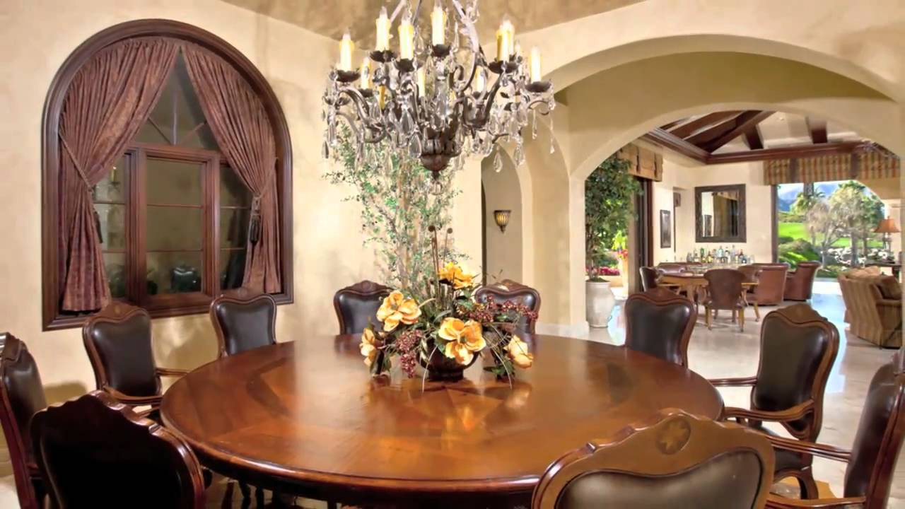 Castle For Sale At The Madison Club Avi Youtube - 52345 via savona la quinta