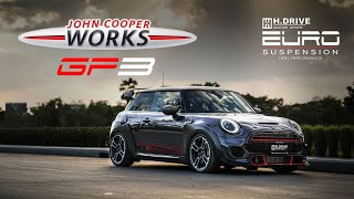 Mini John Cooper Works GP3 by H.Drive Motor Sport