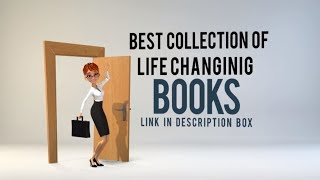 25 Life Changing Books to Read | Book That Will Change Your Life | List of Life Changing Books 📚