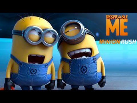 Despicable Me Minion Rush - Good To Be Bad S.M - Lap 2 3\/7 ...