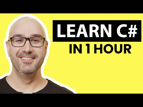 C# Tutorial for Beginners: Learn C# from Scratch
