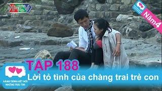 Lời tỏ tình của chàng trai trẻ con | LOVEBUS | Năm 4 | Tập 188 | 030712