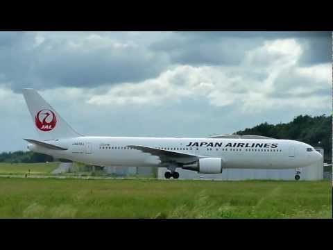 2012/9/16 Boeing 767-300〈Okayama Airport〉