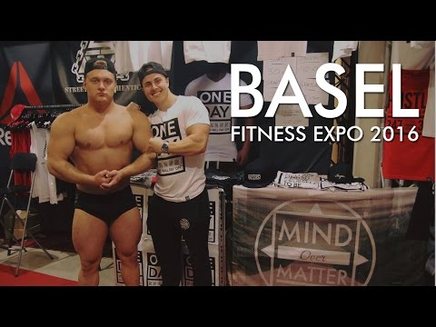 BASEL | FITNESS EXPO | MIND OVER MATTER