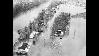 USA КИНО 1173. Местный потоп. Рекордный разлив реки Saint Joseph