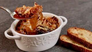 French Onion Soup (Soupe a l