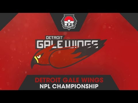 NPL Championship - Detroit Gale Wings VS Maritime Mantines