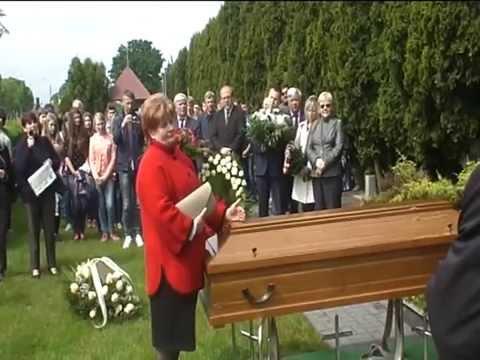 Kałuszyn - ceremonia pogrzebowa