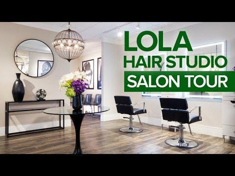 SALON TOUR: Lola Salon, Cambridge, Mass.