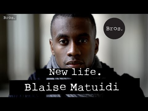 BLAISE MATUIDI | New Life 🇮🇹 | Intime à Turin