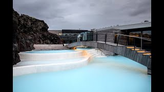 Outdoor lighting | The Retreat at Blue Lagoon - Grindavík, Iceland