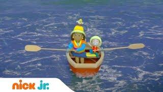 Щенячий патруль   В шторм на лодке!   Nick Jr. Россия