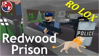 [Roblox] Redwood Prison!!! 2017 특집 !!! [Ro Lox]