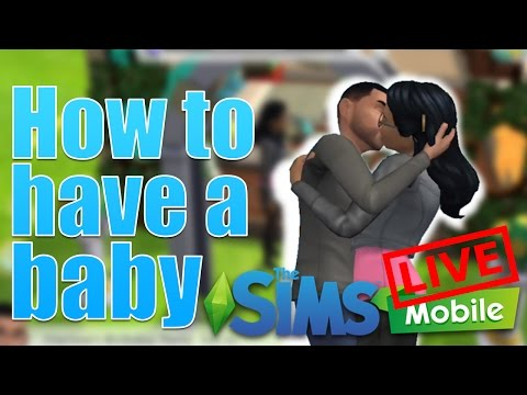 Let's Play The Sims Mobile - How to Have A Baby - Ep 6 - iOS Gameplay