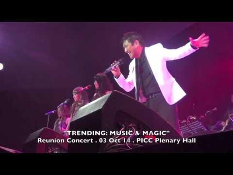 Jet Montelibano | Music & Magic Reunion Concert (Oct 2014)
