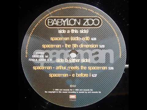 Babylon Zoo - Spaceman (Arthur Meets The Spaceman)