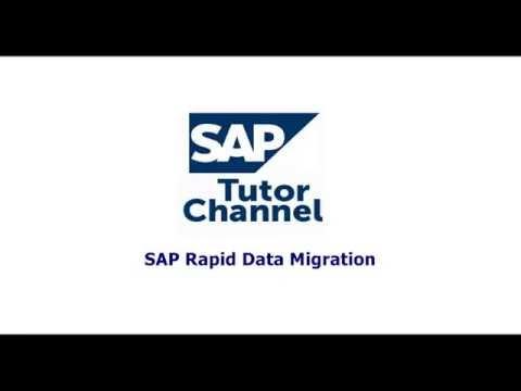 SAP Rapid Data Migration