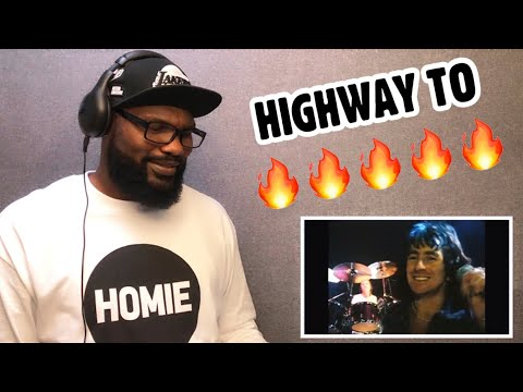 AC/DC - HIGHWAY TO HELL | REACTION