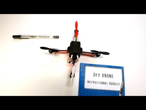 New Circuit Scribe Kickstarter DIY Kits - Drone, Calculator, LiteWings