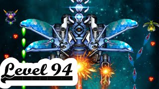 Galaxy Sky Shooting   Space War Game   Level-94