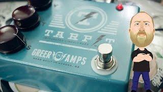 Greer Amps Tarpit Fuzz - Demo