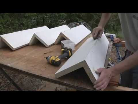 How To Hang Clapboard Siding Youtube