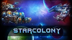 StarColony Gameplay: Clash of Clans Browsergame im Weltraum • ANGESPIELT