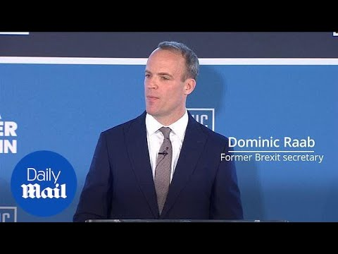 Raab Launches Conservative Leadership Bid: We Are On The Cusp Of 'momentous Change'