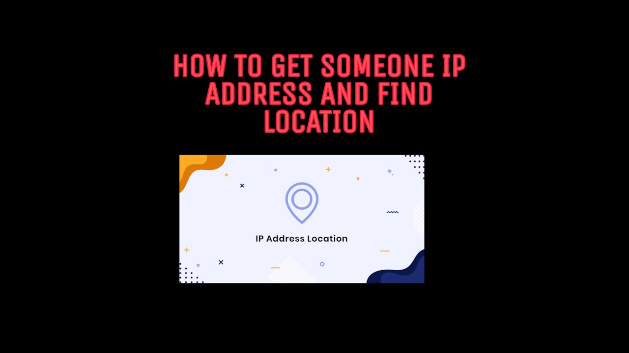how to trace others ip address