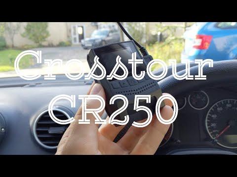 Crosstour CR250 Review - Best Cheap Dashcam