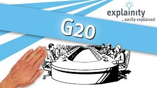 G20 explained (explainity® explainer video)