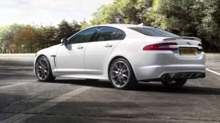 Jaguar XFR Speed Pack 2013 Videos