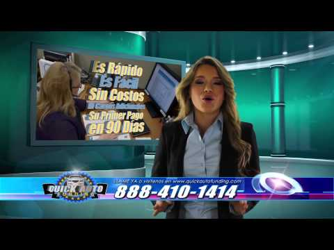 Quick Auto Funding TV Spanish