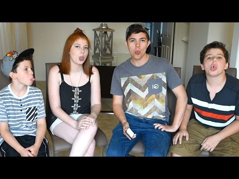 MOST LIKELY TO GET AWAY WITH MURDER?... (Q&A with MY SIBLINGS)