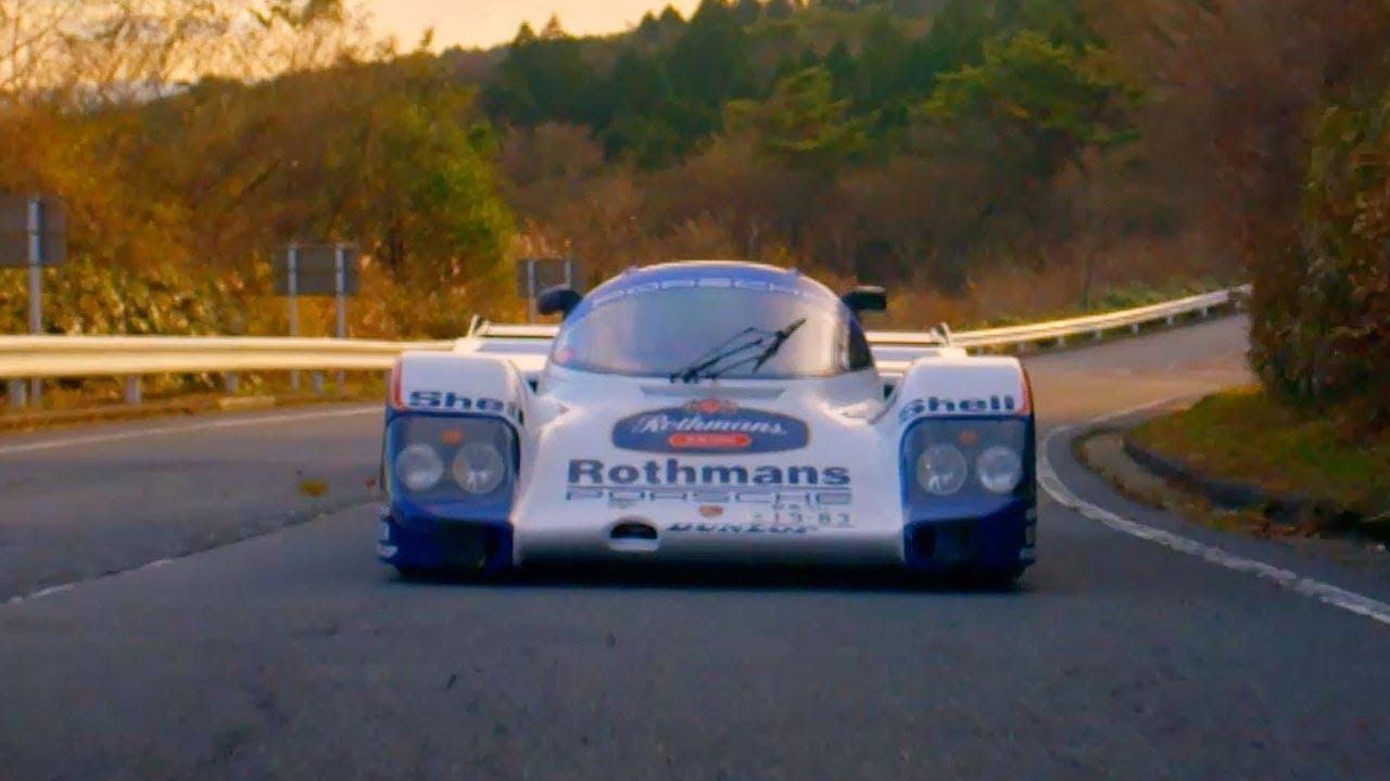 Porsche 962, Neon Lamborghinis, Ninja Stig & MORE!   5 Things You Must See   Top Gear: Series 25