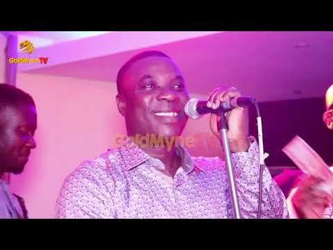 K1 DE ULTIMATE'S ELECTRIFYING MOMENT AT CRESENDO LOUNGE