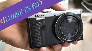 Panasonic Lumix ZS60 - Paguei MUITO barato, saiba o motivo    Unboxing Lumix ZS60