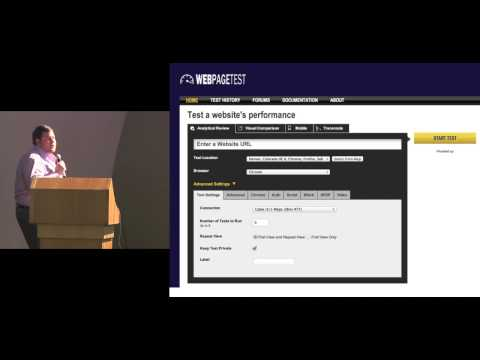Dustin Whittle - Performance Testing Crash Course