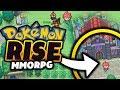 REALTIME POKEMON MMORPG!? - PokemonRise Browser MMORPG - (PokemonRise Gameplay!?)