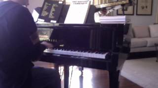 Simon Smith and His Amazing Dancing Bear piano cover